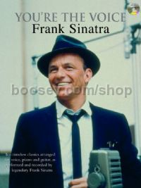 You're The Voice: Frank Sinatra (Book & CD)