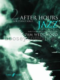 After Hours Jazz 2 (Piano)