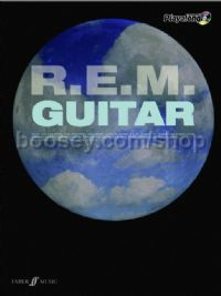 R.E.M: Authentic Guitar Playalong (Guitar Tablature)