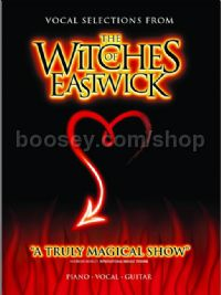 Witches of Eastwick Selections (Piano, Vocal, Guitar)