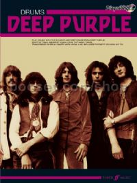 Deep Purple: Authentic Drums Playalong