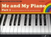 Me and My Piano, Book I