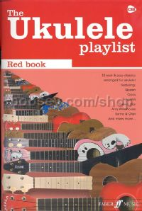 The Ukulele Playlist - Red Book
