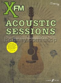 X-FM Acoustic Sessions (Voice & Guitar Tablature)