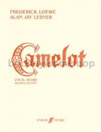 Camelot Musical Vocal Score