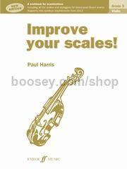 Improve Your Scales! - Violin Grade 3