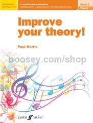 Improve Your Theory! - ABRSM Grade 3 (Book)