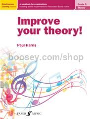 Improve Your Theory! - ABRSM Grade 5 (Book)