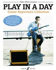 Play in a Day Guitar Repertoire Collection