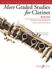 More Graded Studies for Clarinet, Book I
