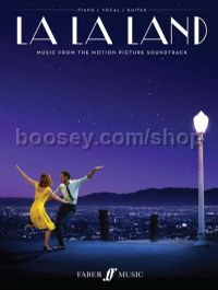 La La Land: Music From the Motion Picture (Piano, Voice & Guitar)