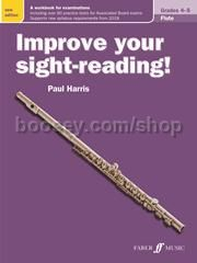 Improve your sight-reading! Flute Grades 4-5 (New Edition)