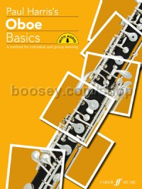 Oboe Basics (Book & Online Audio)