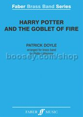 Harry Potter & The Goblet Of Fire (Brass Band)