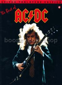 Best Of AC/DC (Guitar Tablature)