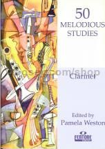 50 Melodious Studies
