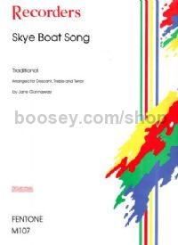 Skye Boat Song Gannaway (descant/treble/tenor)