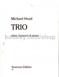Trio oboe/bassoon/piano