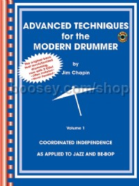 Advanced Techniques for the Modern Drummer (Book & 2 CDs)