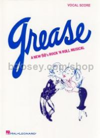 Grease (vocal score)