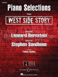West Side Story Selections - piano