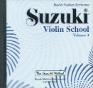 Suzuki Violin School Vol.4 (CD only)