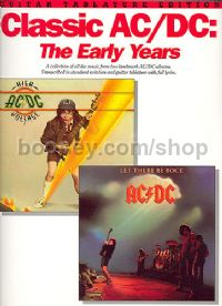 Classic The Early Years (Guitar/Vocal/Guitar Tablature)