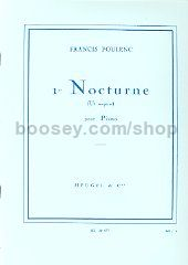 Nocturne No1 Cmaj piano