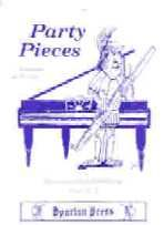 Party Pieces for Bassoon & Piano