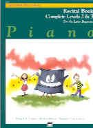 Alfred Basic Piano Recital Book Complete Level 2-3