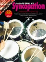 Progressive Around Drums With Syncopation (Book & CD)