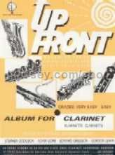 Up Front Album for Clarinet