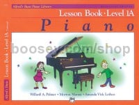 Alfred Basic Piano Lesson Book Level 1A Eng/Univ +Cd