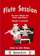 Flute Session - 6 Jazz Pieces Flute & Piano