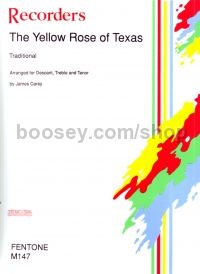 Yellow Rose Of Texas 3recorders