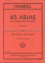Arias (45) vol.3 High Voice