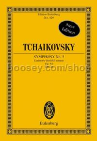 Symphony No.5 in E Minor, Op.64 (Orchestra) (Study Score)