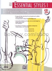 Essential Styles Drum/bass Bk1 Ger/fr/ital (Book & CD)