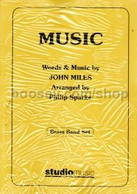 Music (john Miles) Brass Band Set