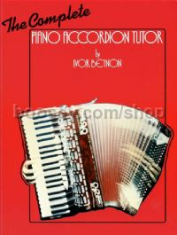 Complete Piano Accordion Tutor