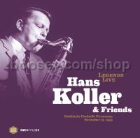 Hans Koller And Friends (Arthaus LP)