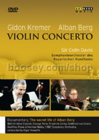 Violin Concerto & Documentary (Arthaus DVD)
