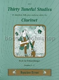 30 Tuneful Studies for Clarinet