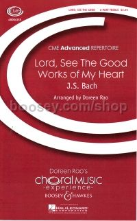 Lord, See The Good Works of My Heart SS & organ