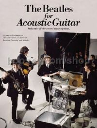 Beatles For Acoustic Guitar Off The Record (Guitar Tablature)
