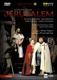 Jerusalem (Arthaus DVD 2-disc set)