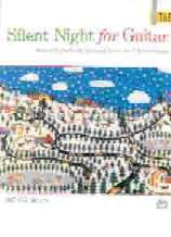 Silent Night For Guitar Solo In (Guitar Tablature)