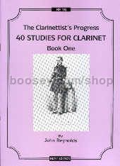 Clarinettist's Progress: Book 1