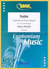 Suite in C Minor, arr. for Euphonium/Trombone (treble clef)
