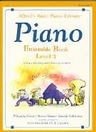 Alfred Basic Piano Ensemble Book Level 3